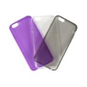 Чехол-накладка H7-305 прозрачный силикон для iPhone 6/6 Plus