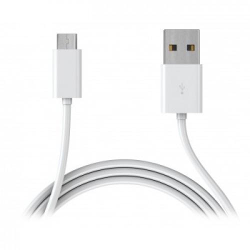 Сетевое зарядное устройство LDNIO 2.1A 2 USB+кабель lightning