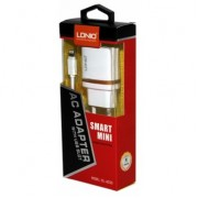 Сетевое зарядное устройство LDNIO lightning DL - AC50