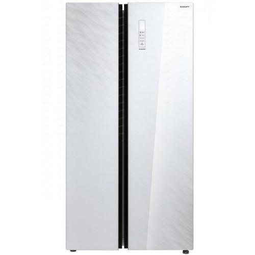 Холодильник KRAFT KF-HC3540CW белый