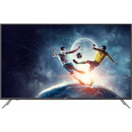 Безрамочные  Smart TV LED телевизор JVC LT-50M795