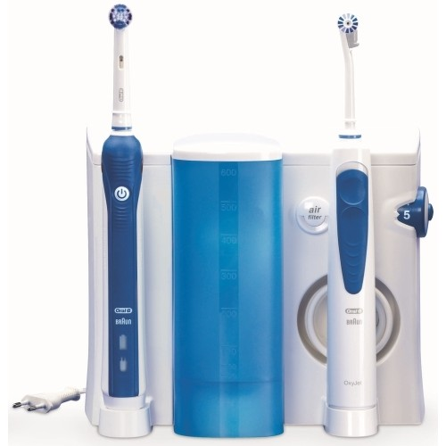 Зубной центр BRAUN Oral-B Professional Care Oxyjet + 3000